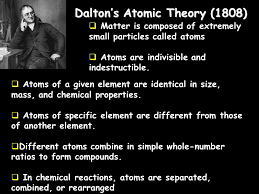 Was John Dalton Color Blind Chemistry Chapter 4 The Structure Of The Atoms Top Ten Ppt Download