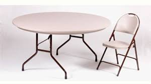 lightweight folding table and chairs prairie event supply lightweight folding tables mingo ia