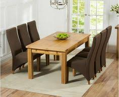 Solid Oak Extending Dining Table And 6 Chairs Mark Harris Dorchester Solid Oak 120cm Round Extending Dining