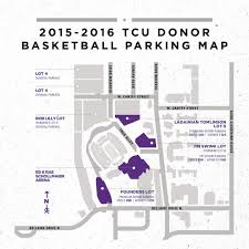 tcu parking map gofrogs com tcu horned frogs official athletic site gameday