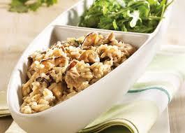recette cuisine plus risotto aux chignons