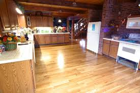 log cabin floors bryson city log cabin home sullivan hardwood floors