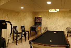 basement wall paint living room