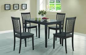 amazon com coaster home furnishings 5 piece modern transitional