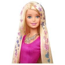 barbie glitter hair design doll target