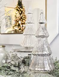 Interior Our New Re Decorated Christmas Home Tour Featuring Decor Gold Designs