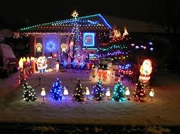 The Best Christmas Light Displays by Animated Christmas Light Displays Old 7 The Best Animated