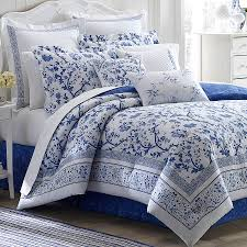 Blue Bed Set Laura Ashley Charlotte Comforter Set Bedroom Pinterest Laura