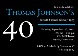 40th birthday party personalized high resolution digital