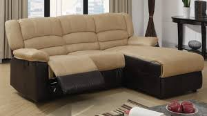 Small Recliner Sofa Home Attractive Best Contemporary Small Sectional Sofa With