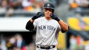 Aaron Judge Made His Mlb Debut In Center Field - aaron judge s debut jersey sells for record price at auction mlb