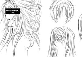 anime hairstyles tutorial list of synonyms and antonyms of the word long anime hairstyles