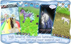 unicorn pet android apps on google play