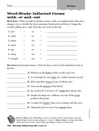 100 free suffixes worksheets for 4th grade 95 free prefixes