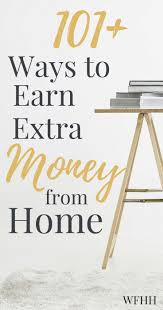 How To Earn Money From Best 25 Quick Cash Ideas On Pinterest Earn Money From Home