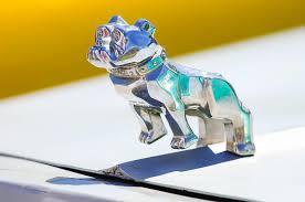 mack truck bulldog ornament photograph by reger
