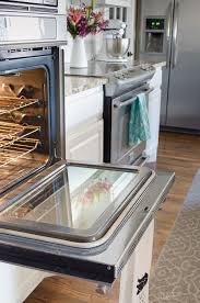 Glass In Toaster Oven Best 25 Cleaning Oven Glass Ideas On Pinterest Oven Cleaning