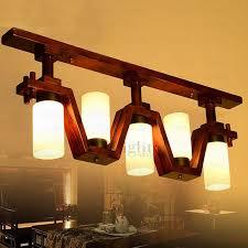 wood flush mount ceiling light classic wooden fixture five light semi flush mount ceiling lights