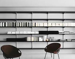 Modern Wall Units For Books Book Shelving Home Decor