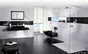 black and white bathroom ideas gallery cool black and white bathroom design ideas black white bathrooms