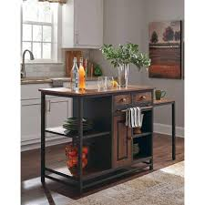 overstock kitchen islands kilburn kitchen island free shipping today overstock