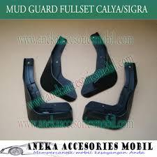 Toyota Calya Karpet Lumpur Mud Guard Aksesoris Jsl mud guard toyota calya tahanan lumpur toyota calya mud flaps