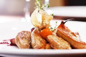 comment cuisiner l oie recette foies d oie sauce périgueux