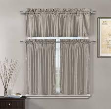 3 Piece Curtain Rod Window Treatments Window Curtains Curtain Rods