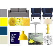 Blue And Yellow Home Decor by Navy Gray And Yellow Living Room Set