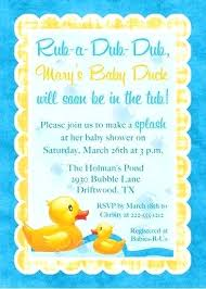 rubber duck baby shower rubber duck baby shower invitation template for duck baby