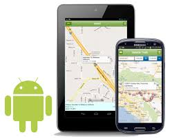 app for android fleet tracking app for android manage your trucks on mobile