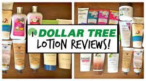 dollar tree lotion reviews