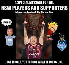 Nsw Blues Memes - the maroon mob 2012