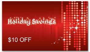 holiday coupon holidays coupon design template bcp 1071