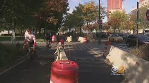 Good West Seattle Bike Routes by Some Say New Barriers Make West Side Bike Path Less Safe Cbs New