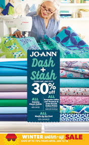 Joann Fabric Joann Fabrics Newspaper Flyer Best Fabrics 2017