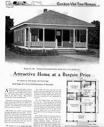 1930s Bungalow Floor Plans Standing Firm