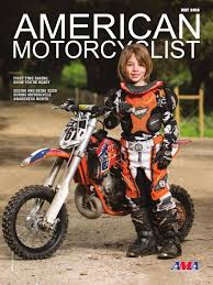 mad mike motocross american motorcyclist august 2015 dirt preview version by