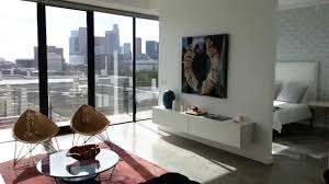 the elysian unit 411 downtown los angeles for lease rentals youtube