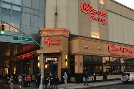 the new restaurant in nyc the cheesecake factory