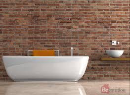 Bathroom Wall Designs Becoration - Bathroom wall design