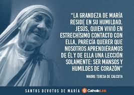 imagenes catolicas de humildad santosmarianos frases de amor pinterest madre teresa calcuta