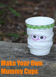 Halloween Mummy Crafts 5 halloween crafts for kids easy projects to make with kids