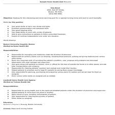 Cleaner Resume Template Aged Care Resume Template Sample Resume For Aged Care Gallery
