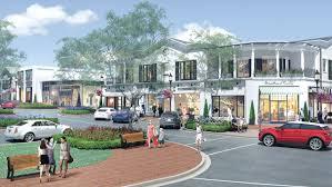 rick caruso u0027s pacific palisades development reveals first