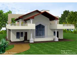 bungalow home designs 3 bedroom house plan with a garage beautiful 2 bedroom house plans