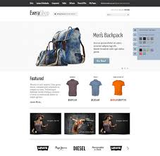 58 best opencart templates web u0026 graphic design bashooka