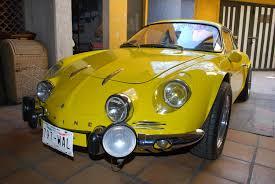 alpine a110 for sale 1969 renault alpine dinalpin u2014 expert auto appraisals