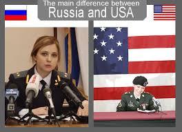 Natalia Meme - the main difference between usa and russia natalia vs jessica