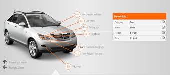 tail light bulb finder light for your vehicle osram automotive